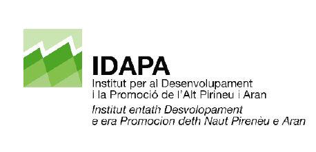 Logo Institu per al Desenvolupament i la Promoció de l'Alt Pirineu i Aran